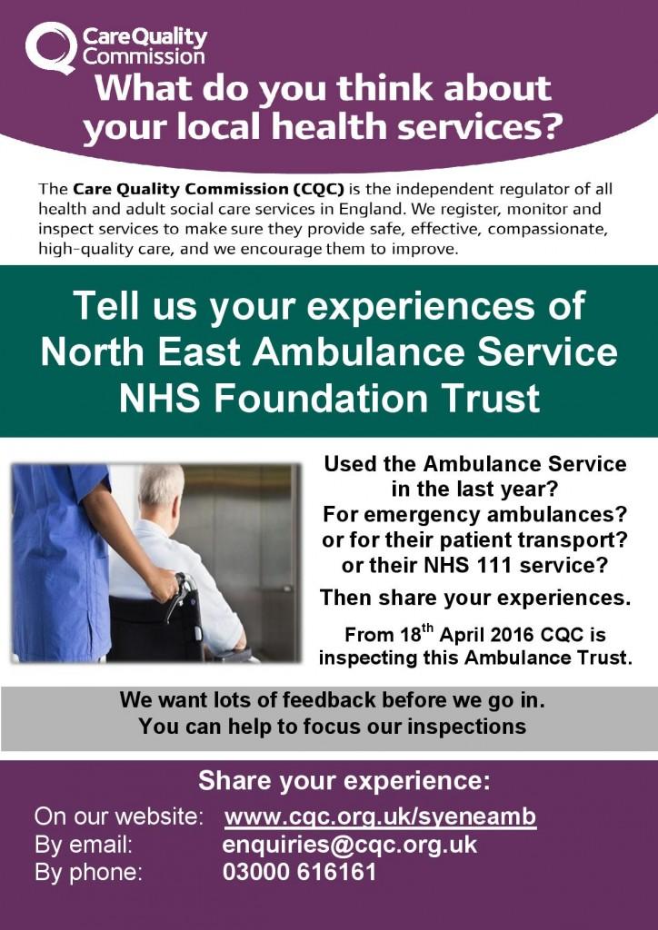 20160205 NE Amb Service NHS FT Inspect 18 April 16 - SYE poster Final-page-001